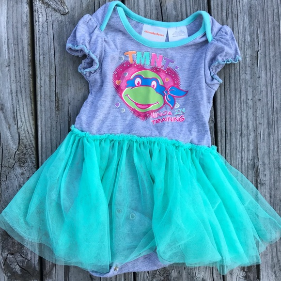 Nickelodeon Other - Ninja turtle tutu dress